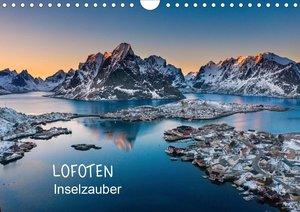 Lofoten Inselzauber (Wandkalender 2020 DIN A4 quer)