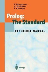Prolog: The Standard