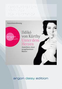 Unter dem Herzen (DAISY Edition)