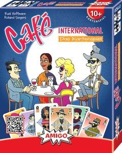 Cafe International. Kartenspiel