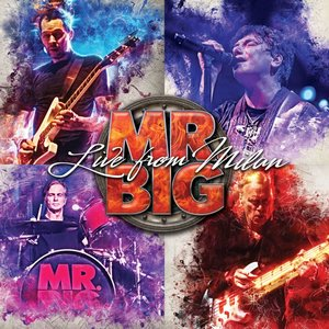 Live From Milan (2CD+Blu-ray Digipak)