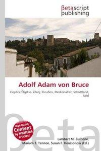 Adolf Adam von Bruce