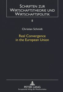 Real Convergence in the European Union