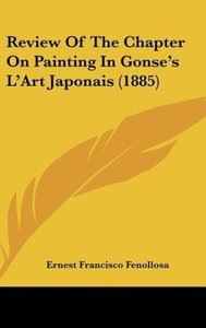 Review Of The Chapter On Painting In Gonse's L'Art Japonais (188