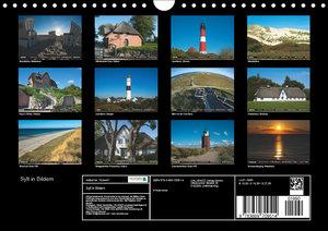 Sylt in Bildern (Wandkalender 2019 DIN A4 quer)