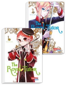 The Royal Tutor Doppelpack 1-2