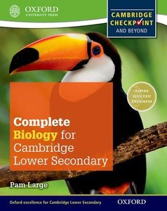 Complete Biology for Cambridge Secondary 1 Student Book