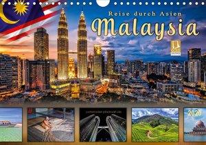 Reise durch Asien - Malaysia