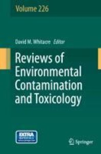 Reviews of Environmental Contamination and Toxicology Volume 226