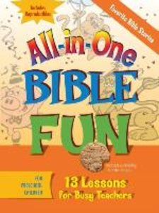 Favorite Bible Stories for Preschool Children