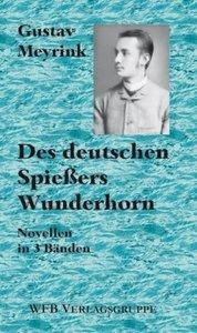 Des deutschen Spießers Wunderhorn, 3 Bände