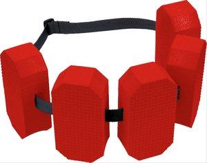 BECO Schwimmgürtel 5 Pads, mit TÜV-Zulassung15-30kg