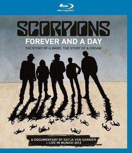 Forever And A Day: Doc.+Live In Munich \'12 (2br)