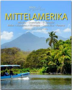 Horizont MITTELAMERIKA - Mexiko - Guatemala - El Salvador - Beli