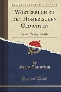 Wörterbuch zu den Homerischen Gedichten