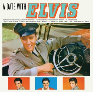 A Date With Elvis+Elvis Is Back
