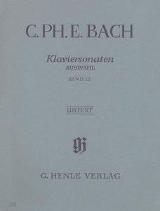 Klaviersonaten, Auswahl, Band III