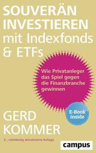 Souverän investieren mit Indexfonds und ETFs , mit 1 E-Book