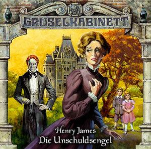 Gruselkabinett 05. Die Unschuldsengel. CD