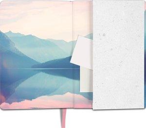 myNOTES Notizbuch A4: Das Leben schreibt die schönsten Geschicht