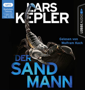 Der Sandmann, 1 Audio-CD, MP3 Format