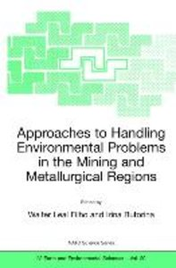 Approaches to Handling Environmental Problems in the Mining and