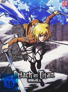 Attack on Titan - DVD 3 (Limited Edition)