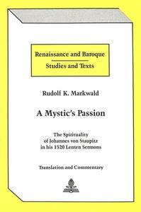 A Mystic\'s Passion