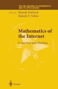 Mathematics of the Internet