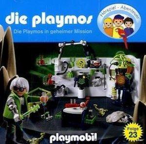 Die Playmos 23. Die Playmos in geheimer Mission