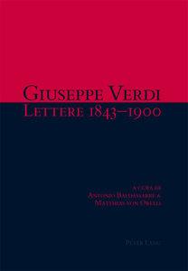 Lettere 1843-1900
