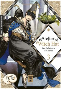 Atelier of Witch Hat - Limited Edition 03