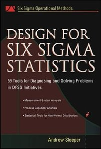Design for Six Sigma Statistics