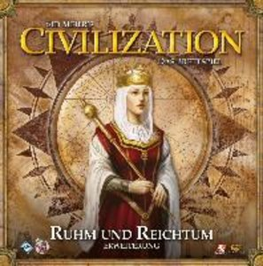 Heidelberger Spieleverlag HE428 - Civilization: Ruhm und Reichtu