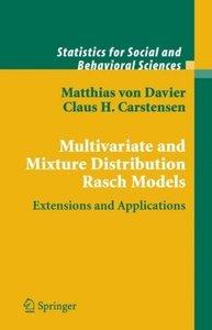 Multivariate and Mixture Distribution Rasch Models
