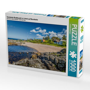 Verstecke Badebucht in Listed auf Bornholm 1000 Teile Puzzle que