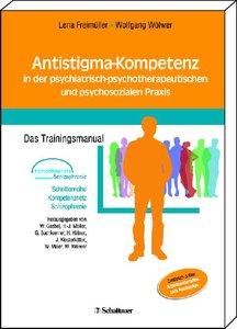 Antistigma-Kompetenz in der psychiatrisch-psychotherapeutischen
