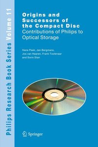 Origins and Successors of the Compact Disc
