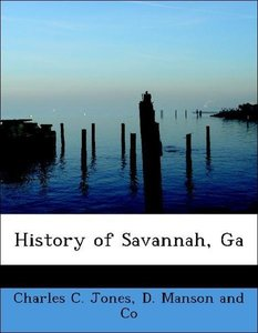 History of Savannah, Ga