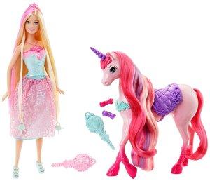 Mattel Barbie 4 Königreiche Zauberhaar Prinzessin