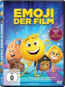 Emoji - Der Film, 1 DVD