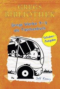 Gregs Bibliothek - Gregs Werke 7 - 9 als Taschenbuch