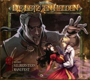 Die letzten Helden 14 - Das Silberstern-Manifest