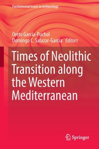 Times of Neolithic transition along the Western Mediterranean