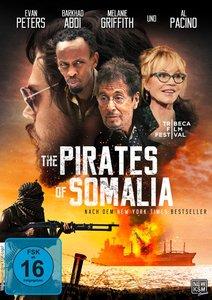 Pirates of Somalia, 1 DVD