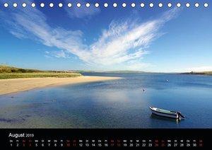 Von Cornwall nach Schottland (Tischkalender 2019 DIN A5 quer)