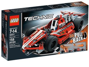 LEGO® Technic 42011 - Action Rennwagen