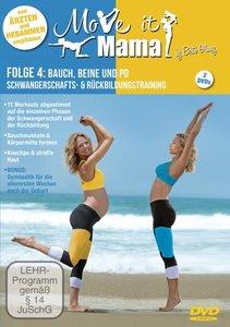 Move It Mama - Folge 4: Schwangerschafts- & Rückbildungstraining