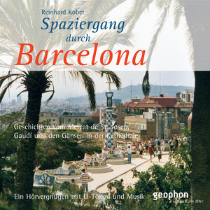 Spaziergang durch Barcelona. CD
