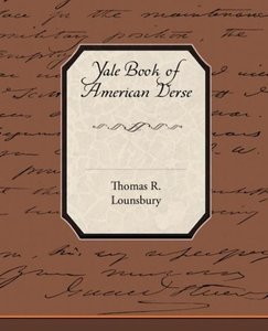 Yale Book of American Verse